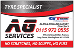 AG SERVICES LONG EATON NOTTINGHAM SELL CHEAP TYRES